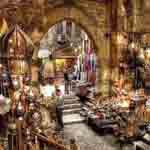 埃及购物必逛开罗罕哈利利市场
