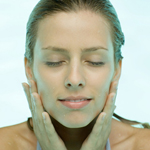 分肤质清洁肌肤