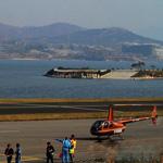 直升机锦标赛落幕
