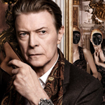 David Bowie广告