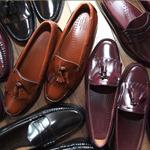 经典乐福鞋