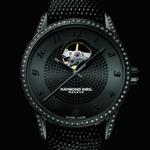 蕾蒙威炫黑腕表