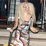 Gaga与H&M合作