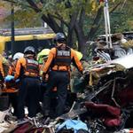 韩国撞楼直升机