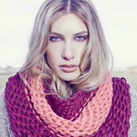 SAAKO秋冬围巾