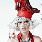《Vogue》12月刊圣诞特辑