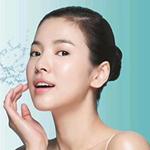化妆水敷脸法