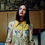 超模演绎《Vogue》时尚大片