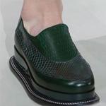 米兰时装周鞋履