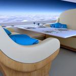 私人飞机上的高科技