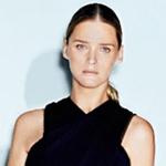 超模卡门·卡斯演绎时尚杂志