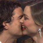 可儿被前夫强吻