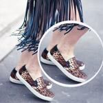 平底鞋四种风格