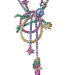 宝诗龙珠宝项链