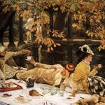 贵族式的野餐