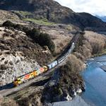 火车上的新西兰