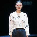 EKOKO créateur2014秋冬发布会