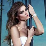 伊莎贝莉·芳塔娜2014春夏腕表广告大片