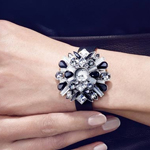9种组合的手表 施华洛世奇
