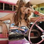 时尚杂志大赏 跟模特去兜风