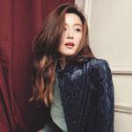 全智贤登《时尚芭莎》封面