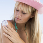 身体专用防晒霜
