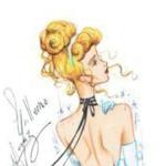 迪士尼公主变身时尚性感超模