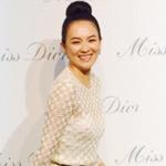 Miss Dior开幕红毯