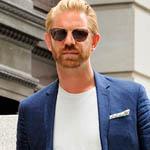 伦敦男装周 街拍尽显绅士范
