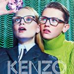 KENZO 2014秋冬时装系列广告大片
