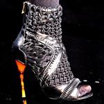 2014秋冬流行鞋靴款之细跟TOP20