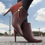 路易·威登LV2014秋冬Zip系列鞋履