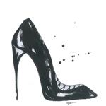 高街品牌与时尚博主合作设计手稿