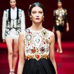 Dolce & Gabbana 2015春夏系列