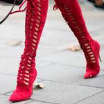 12双高跟鞋带你踏入时尚圈