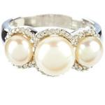 大自然的馈赠 温润珍珠带来幸福感