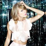 Taylor开年封面 搞怪十足