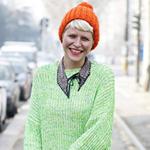 从头开始 针织帽装点寒冷冬日