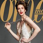 超模爱勒特拉登Madame Figaro