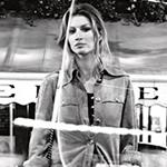 吉赛尔·邦辰代言Chanel 广告大片