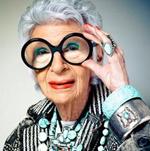 时尚奶奶 可比年轻人还时髦
