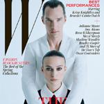好莱坞演技派巨星集体登杂志