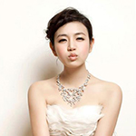 陈妍希瘦身成功