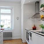 厨房也要北欧风