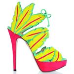 与灰姑娘水晶鞋相媲美的鞋子