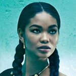 Chanel Iman演绎春夏运动风