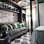 30坪享乐小公寓