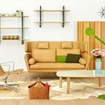 小客厅也能有宽敞双人沙发