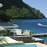 面向大海青天碧海 火山岛度假屋
