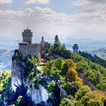 """藏着""""大""""风景的全球十大最美袖珍国"""